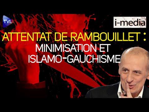 I-Média n°346 – Attentat de Rambouillet : minimisation et islamo-gauchisme