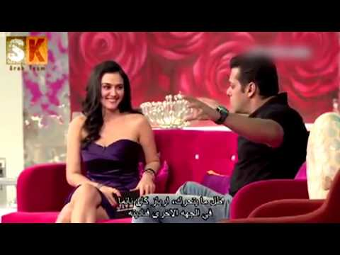 Salman khan Exclusive interview ! By pretty Zinta