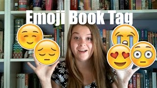 Emoji Book Tag! Thumbnail