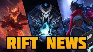 Rift News: Angry Community, NEW Champion Leak & Eternals Update