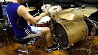Hand/Foot Paradiddle Diddle