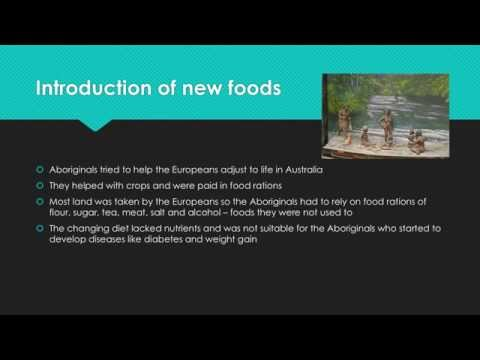 Early Australian Food Webversion