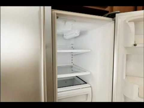 How To Replace Refrigerator Water Filter   French Door U0026 Bottom Freezer  Models