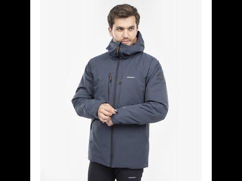 Куртка утепленная мужская Merrell C мембраной M-select-x-dry.