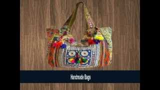 Indian Vintage Designer Handbags | Clutch Bags for Women Online Thumbnail