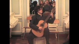 Arkadiy Reznik - Igor Rekhin - Suite Hommage a Villa-Lobos - I. Prelude
