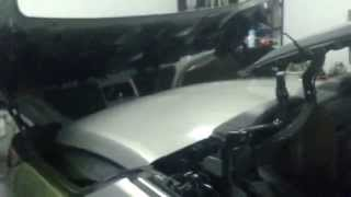 Opel Astra Twintop Roof Problem