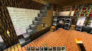 Minecraft: Medieval Tavern Interior Design [part 108 season 1] YouTube