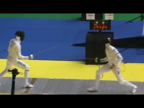 Bogota Grand Prix 2009 - TEAMS   ITALY vs GERMANY 9/9