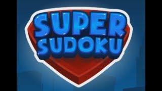 Super Sudoku Juego Gratis PC