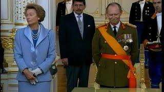 Mort du grand-duc Jean du Luxembourg