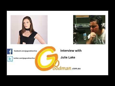 Gogoodman  With Julie Lake September 2017