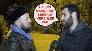 Saadet Partili Genc Öyle Bir Şey Dedi Ki Ahsen TV Muhabiri Sustu Kaldı