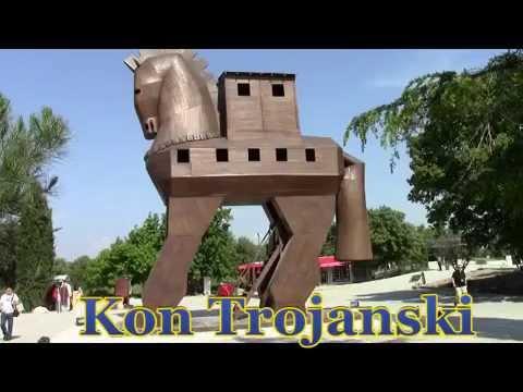 Kon Trojanski Youtube