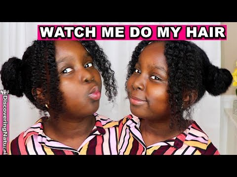 3 Back To School Hairstyles 2017 Twists Natural Hair Styles Youtube
