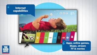 Television Buying Guide | The Good Guys