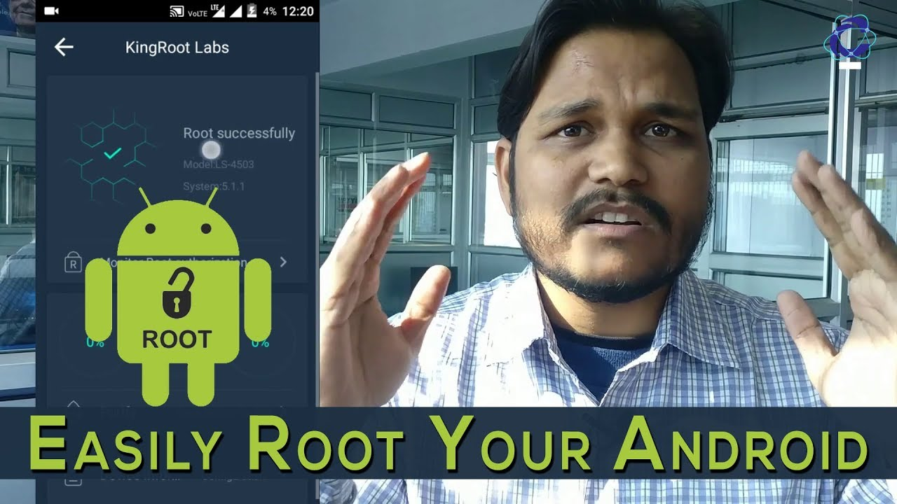 [Successfully ] Easily One Click Root Your Android Smartphones | Rooted  Your Android Phones  [Hindi]