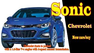 2019 chevy sonic hatchback | 2019 chevy sonic colors | 2019 chevy sonic review | new cars buy.