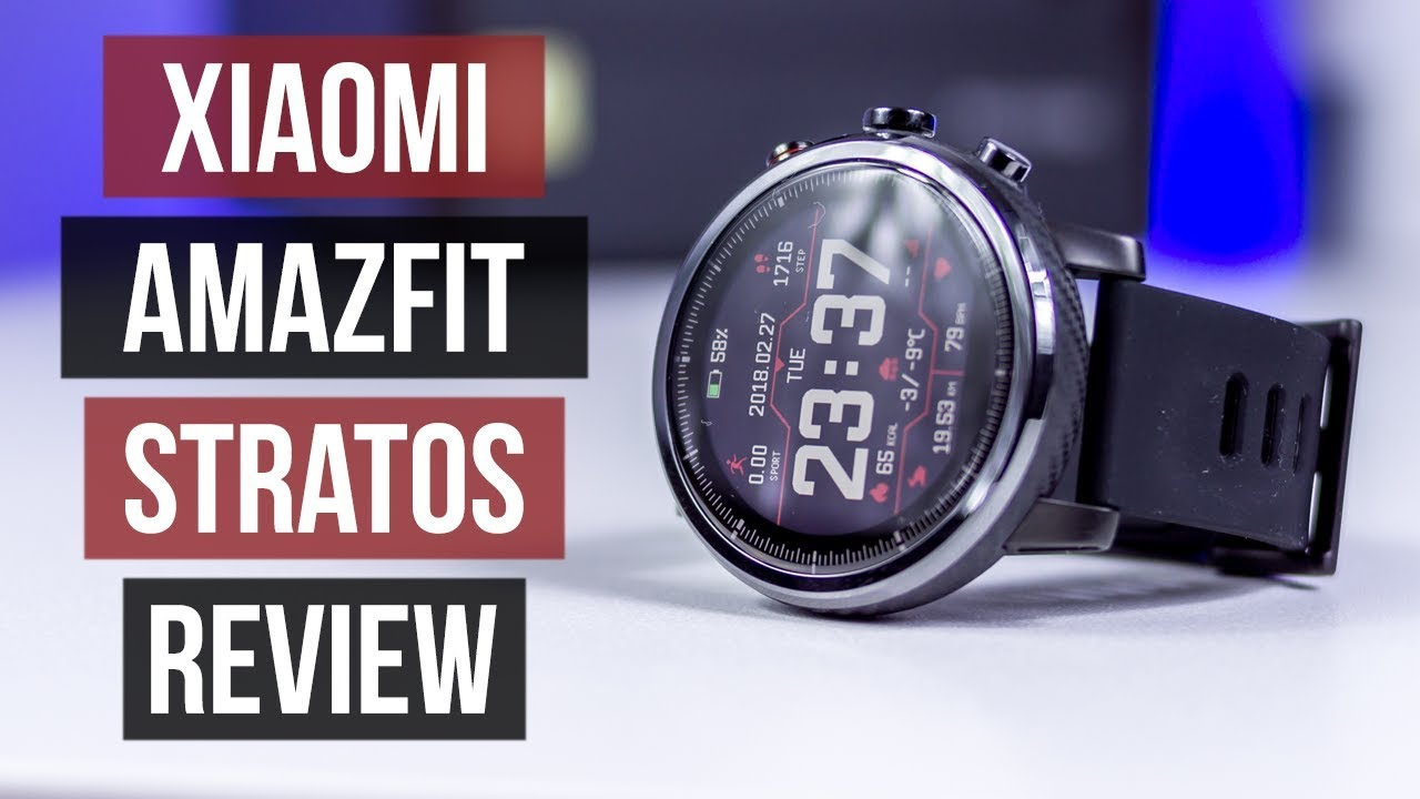 Xiaomi Amazfit Stratos Review Think Twice Before You