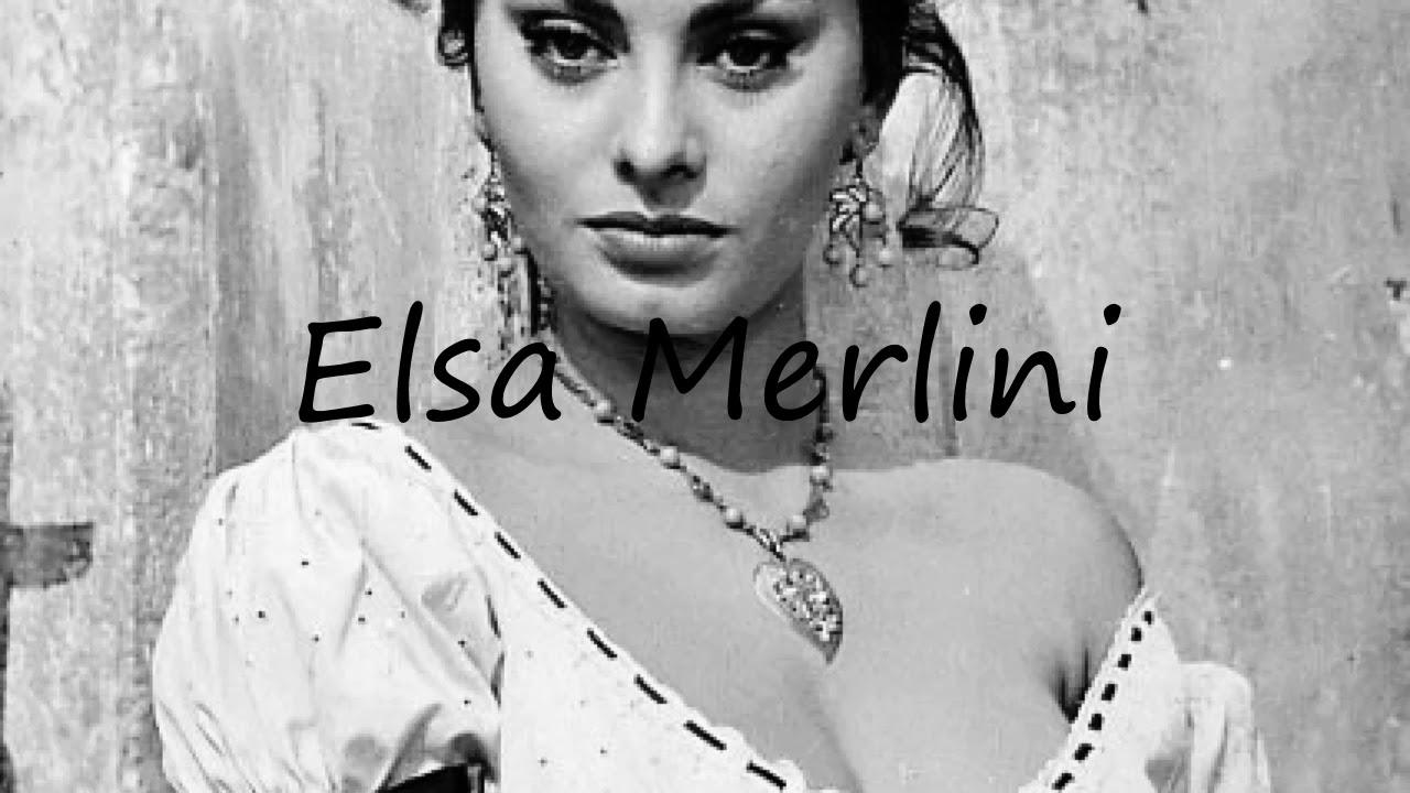Elsa Merlini (1903?983)