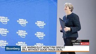 U.K. Warns It Won