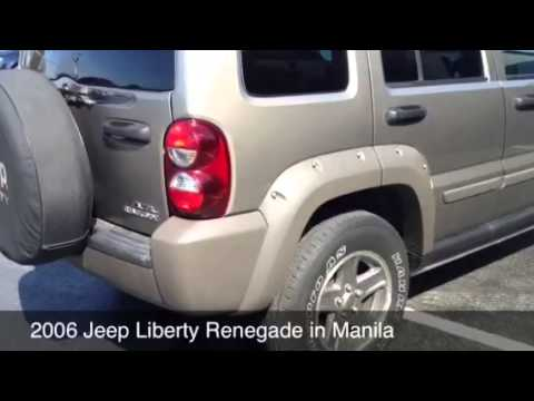 2006 Jeep Liberty Used Car Manila,AR Towell & Sons Auto Sales