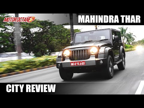 Mahindra Thar City Review - Good or Not?