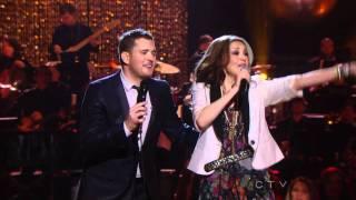 Michael Buble and Thalia - Feliz Navidad