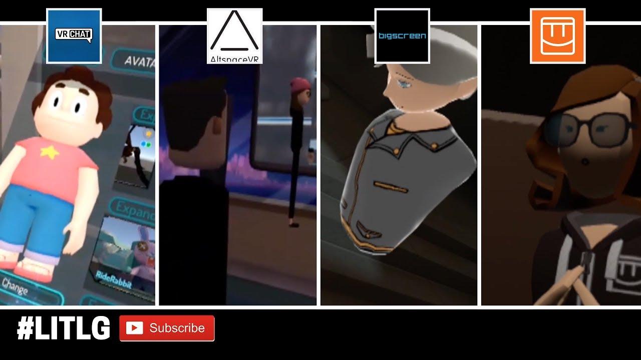 People Murder in VR #LITLG - YouTube