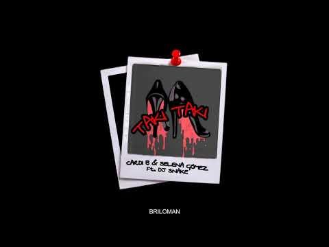 Cardi B & Selena Gomez - TAKI TAKI Ft. Dj Snake