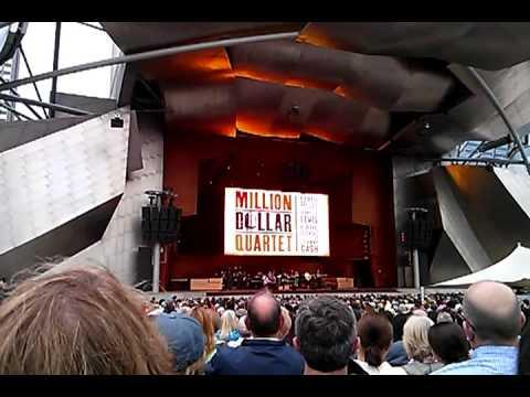 Million Dollar Quartet - Broadway in Chicago Summer Concert