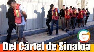Capturan a célula del Cártel de Sinaloa en Coahuila