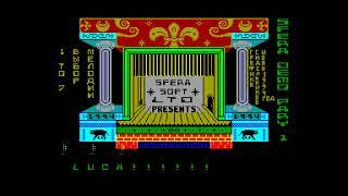Sfera Demo Part 1 - Sfera Soft Ltd [#zx spectrum AY Music Demo]