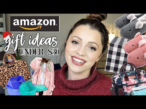 UNDER $30 GIFTS ON AMAZON // The Best I've Actually Tried!