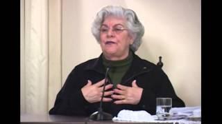 D. Isabel Salomão de Campos fala sobre a necessidade de se viver para o Bem ensinado por Jesus.
