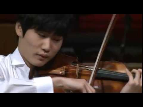 Eugène Ysaÿe: Caprice d´après l´Étude en forme de valse op. 52 No. 6 - In Mo Yang
