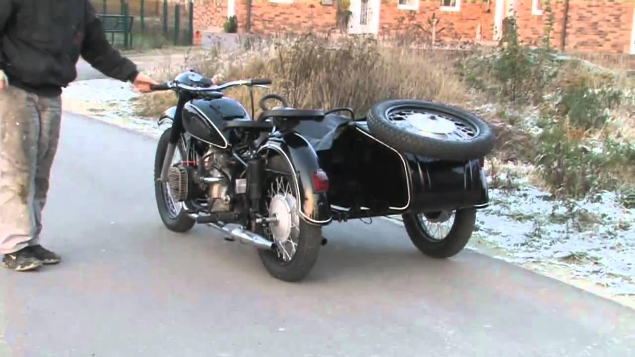 Moto Wallpaper 3d Dnepr Mt9 Ural M72 K750 Ural M 72 K 750 Youtube