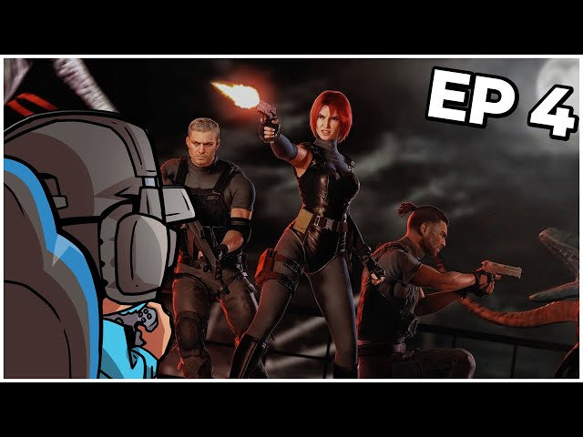 Dino Crisis | Episode 4 | These door codes are gonna kill me