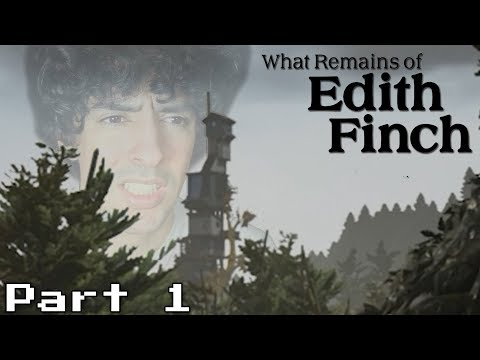 WHO BUILT THIS? | What Remains of Edith Finch - Part 1