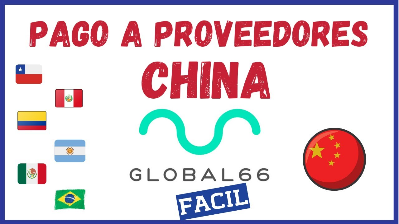 ✅ Como PAGARLE a un PROVEEDOR CHINO 🇨🇳  PAGAR a tu PROVEEDOR de ALIBABA   COMO funciona GLOBAL66 ⛩