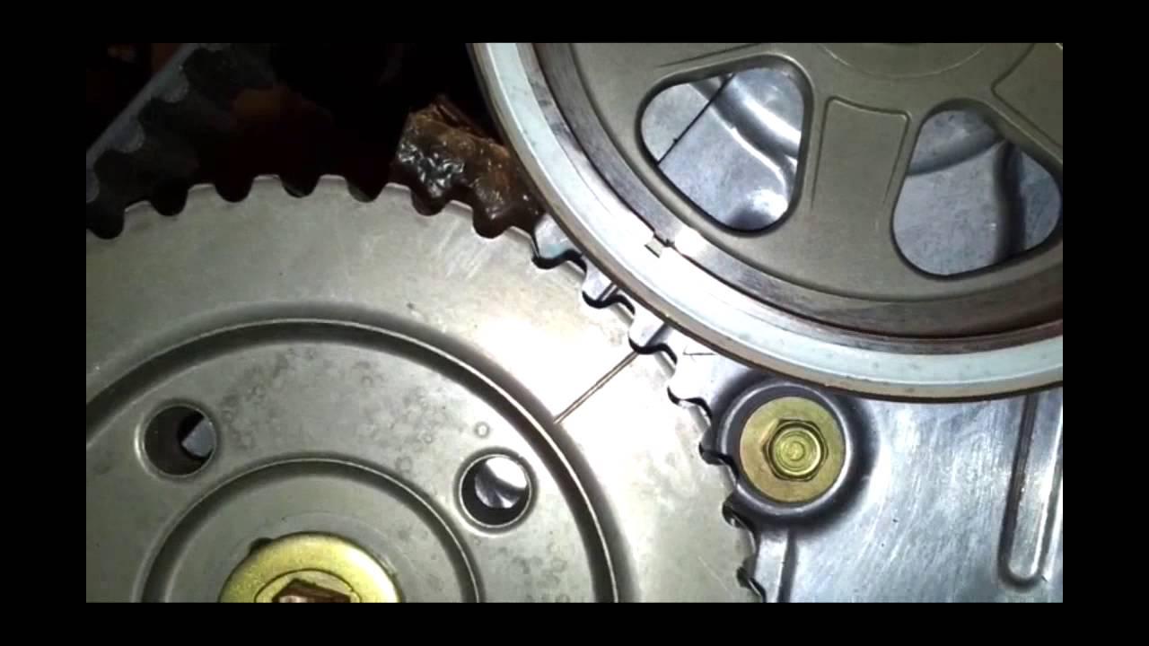 Nsx Timing Belt Installation Youtube 2005 Acura On