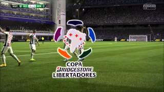 Fifa 15 PC Boca Juniors Saison 1 Journée 4 groupe copa ModdingWay