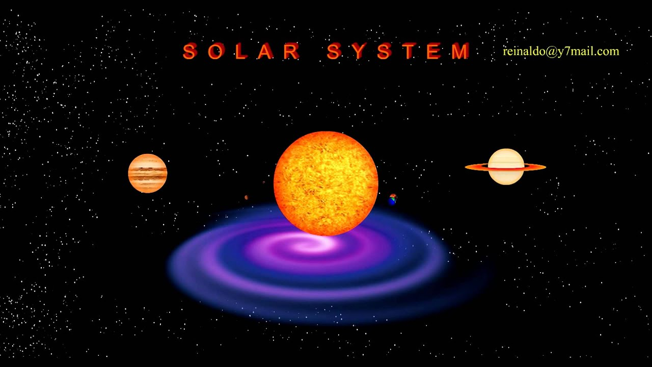 solar system right now - photo #19