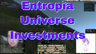 Entropia Universe Investments | Arkadia Underground Deed | World Economy Crash?