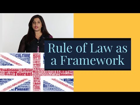 11 - Rule of Law   Content Free or Content Rich