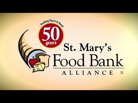St.Mary's Food Bank 50th Anniversary Documentary