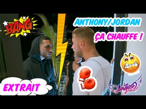 🌠 Les Anges 9 - Clash Jordan vs Anthony ! épisode#50