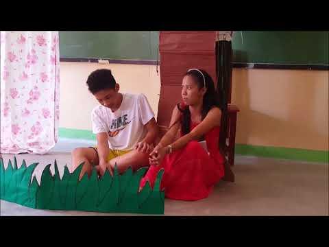 NANG MINSA'Y TUMULA ANG PAG IBIG - (Jose Rizal's Group I Project for Filipino)