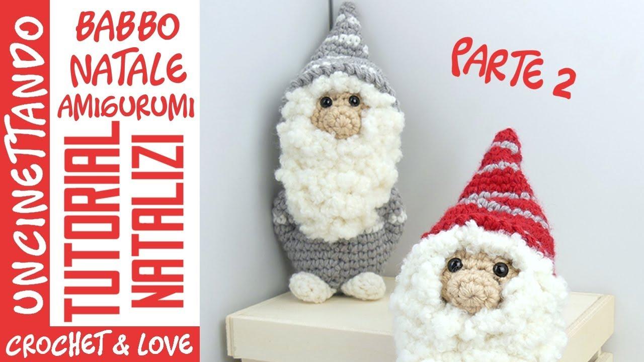 Lavori All'uncinetto L'orsacchiotto In Un Cappello Rosso Di Natale ... | 720x1280