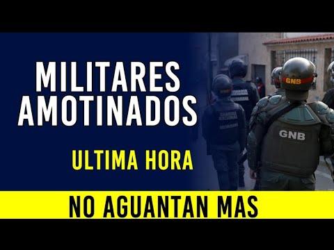 Militares Amotinados En Venezuela Noticias De Venezuela Hoy